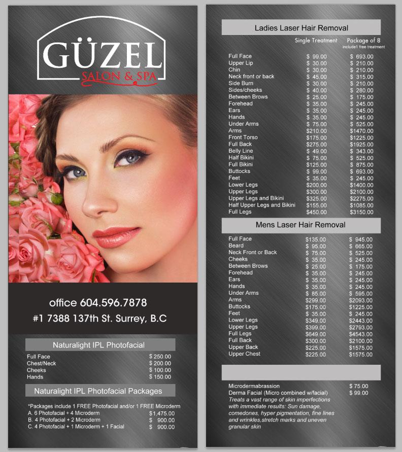 Guzel Salon Spa Surrey Bc